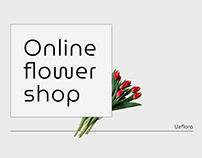 Online Flowers shop
