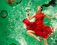 Perrier for Ogilvy Shanghai