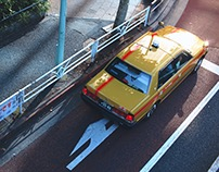 Tokyo Taxi No.1