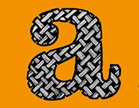 Whoa Van Typeface Design