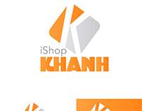 Logo Khanh Ishop