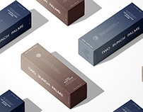 Two Bunch Palms — Spa Packaging