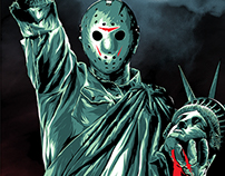 Jason Takes Manhattan (Friday the 13th Part 8)
