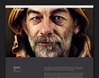 TrueOutput: Portfolio Website