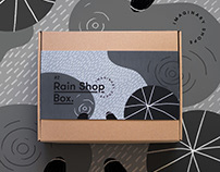 Rain Shop Box - Imaginary Shops