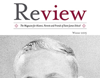 Review Magazine Redesign
