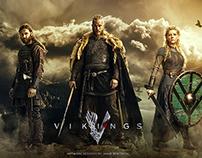 VIKINGS |TV Series| - fanart