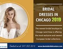 Bridal Dresses in Chicago 2019