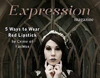 Expression Issue #06 Alternative (March 2015)
