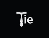 Tie Logo concept