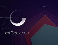 ERFGEEK WEB DESIGN