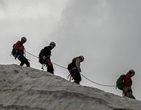 alpinisti...