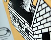 ///Sombra de higuera negra Vol. I y II (sketchbook)