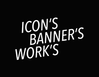 Icon's & Banner's Work's