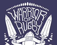 Warrior of Rugby