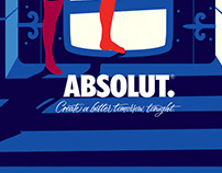 ABSOLUT Creative Competition — Illustration