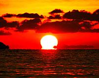 Corona Sunsets