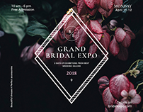 Bridal Expo | Modern and Creative Template Suite