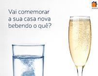 Anúncio institucional Imobiliária Silvana Carvalho