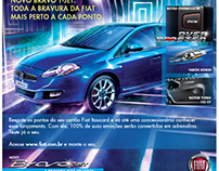 Anúncios Fiat Itaucard