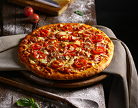 Pizzas italianas La Crianza.