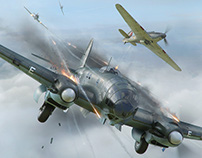 Battle of Britain Combat Archive Vol. 3 - 9th August