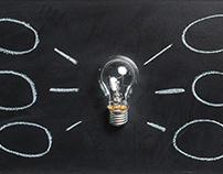Tim Gentry | Branded Blog Header on Education