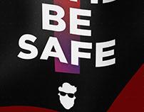 #BESAFESTAYHOME