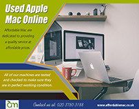 Used Apple Mac Online