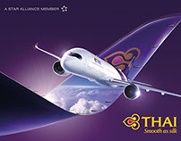 THAI AIRWAYS NEW FLIGHT TO TEHRAN