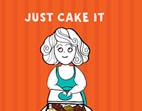 The Four Fat Ladies | JUST CAKE IT Animation videos