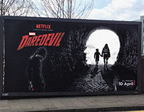 DAREDEVIL Official Billboard