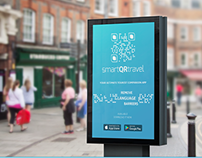 Web Design - smartQRtravel
