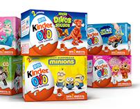 Kinder Ovo 2015 - mkps 3D