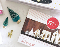 Heidi Swapp Christmas Minc Products