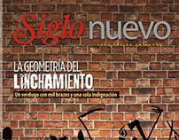 Chronicle No. 22 Ciudad de Panamá