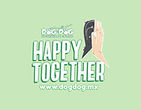 Dog Dog — HAPPY TOGETHER