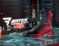 Bates Footwear: Tactical Sport 2