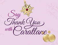 Say Thank you with Caratlane .