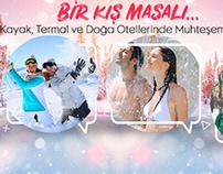 Banner, tatil, travel