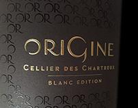 Origine Edition, Wine Label