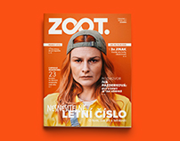 ZOOT Magazine July 2017 Issue