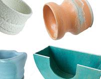 Various Ceramic Sculptures/Experiments