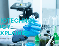 BioTechnology: Explained