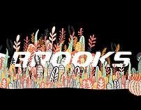 Brooks Running Illustration