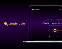 Seed.media Website