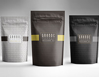Grande & Anatolia Coffee Package Design