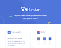 Atlassian Login App