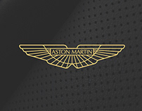 Aston Martin - Party Invite