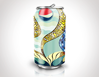 Pepsi packaging